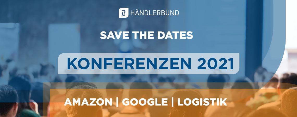 Save the Date: E-Commerce-Konferenzen für Händler 2021