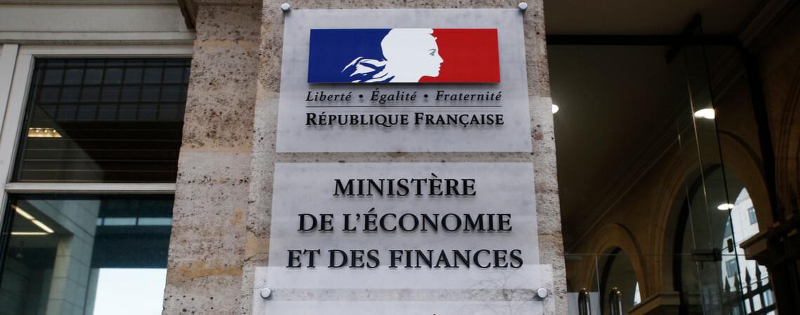 Finanzministerium Frankreich