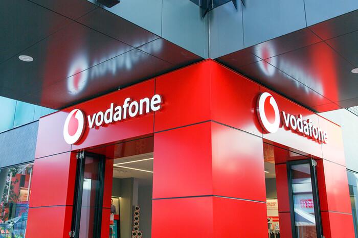 Vodafone-Store