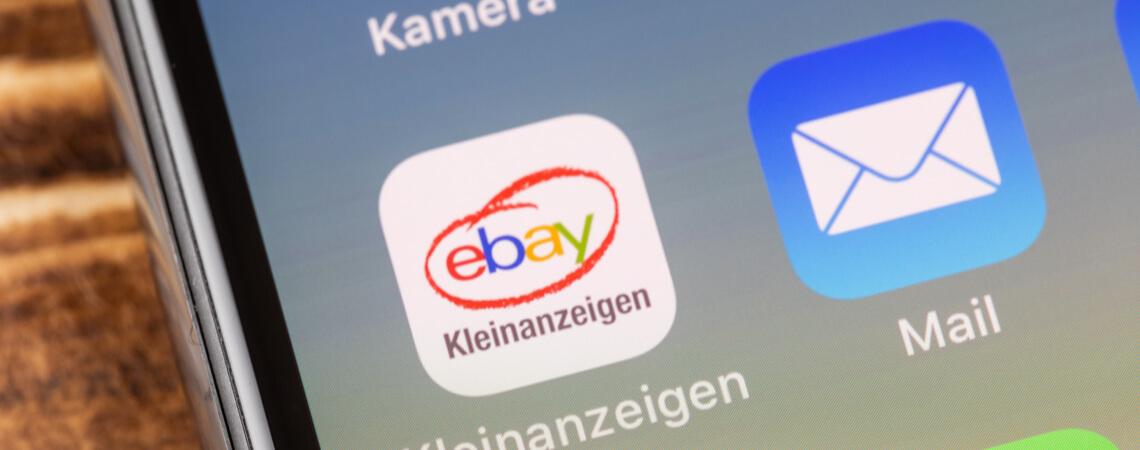 Ebay Kleinanzeigen App Smartphone