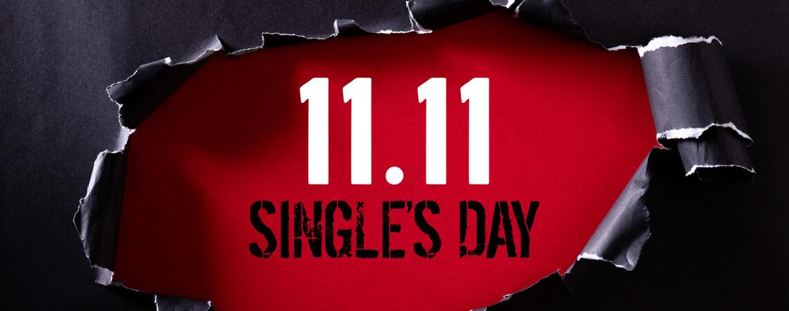 Singles Day 11.11.