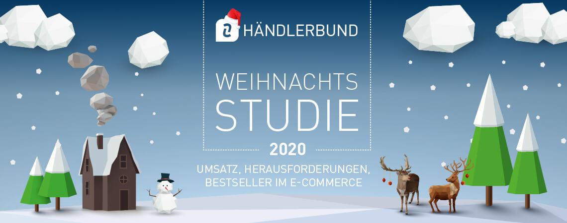 Weihnachtsstudie des Händlerbundes 2020