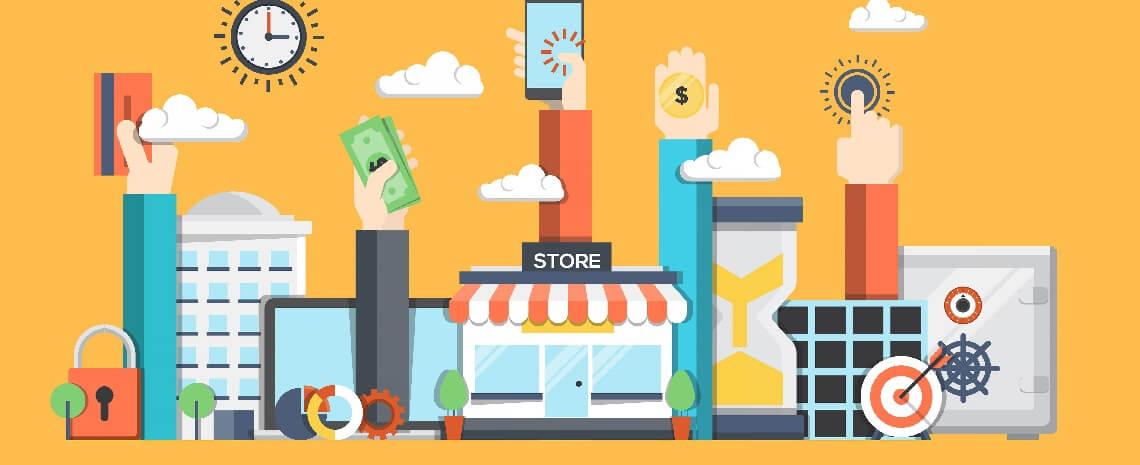 Zahlungsmethoden E-Commerce