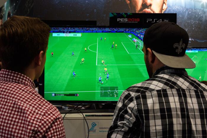 Videospiel PES