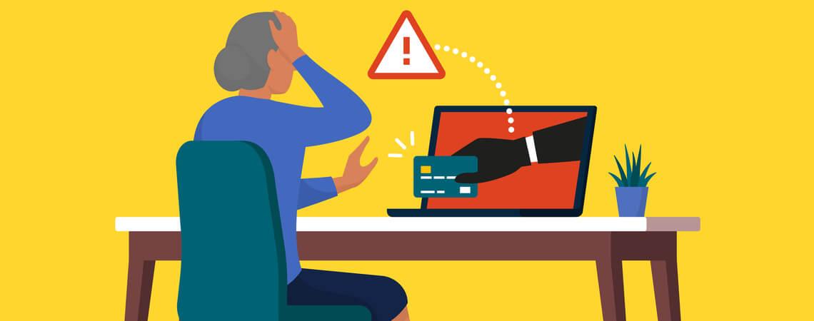 Betrug über Internet