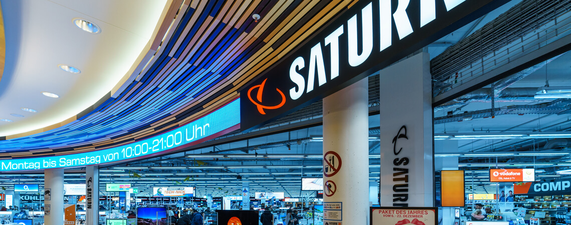 Saturn-Store in Berlin