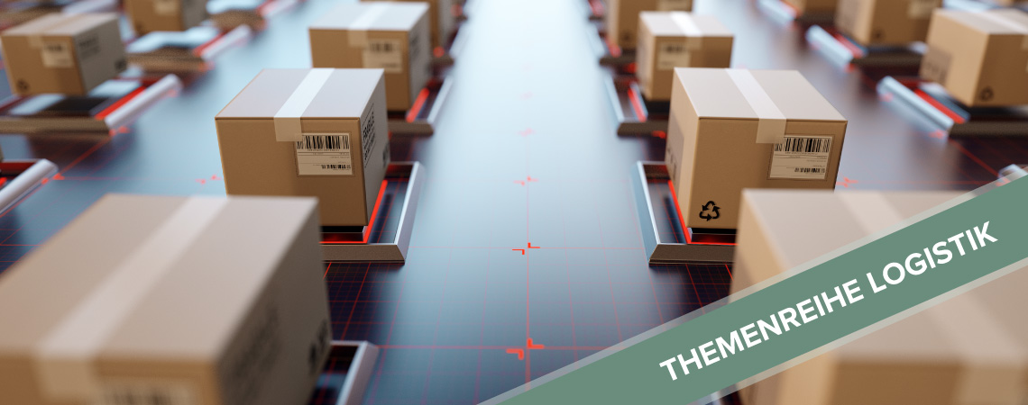 Zukunft Logistik Pakete