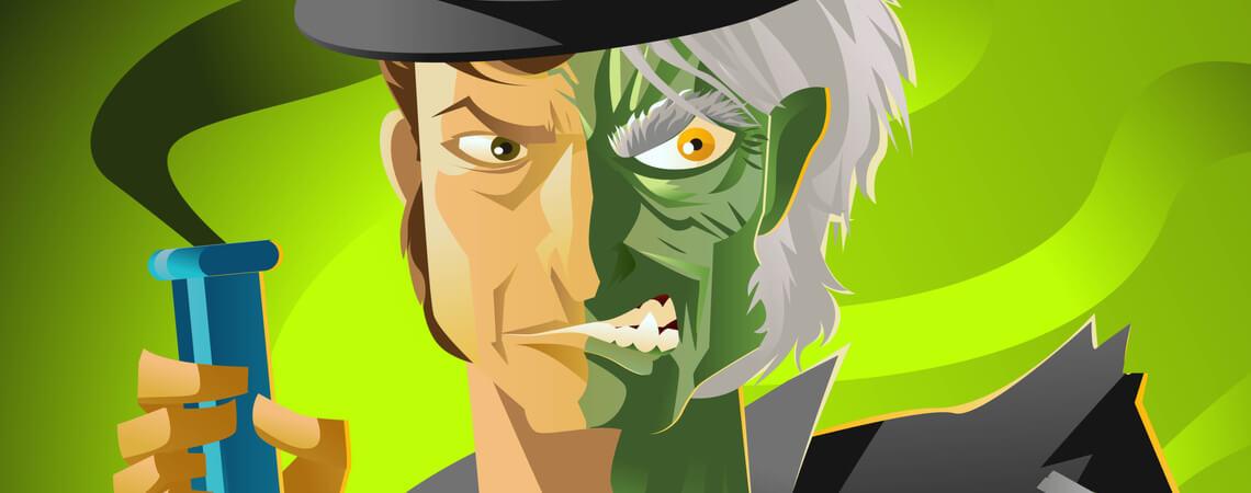 Dr. Jekyll und Mr. Hyde: Zwischen Genie und Wahnsinn
