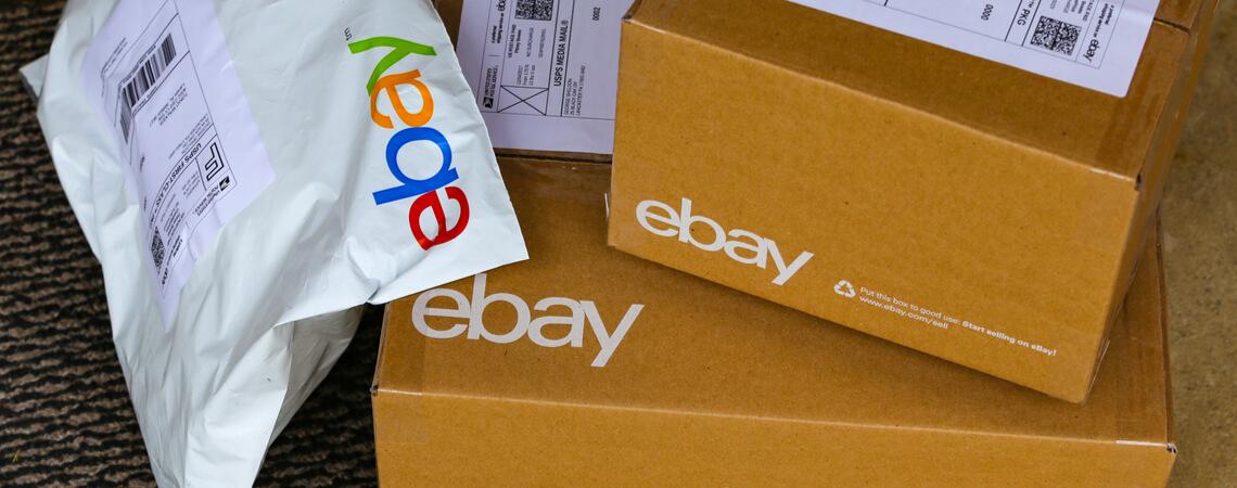 Ebay Pakete