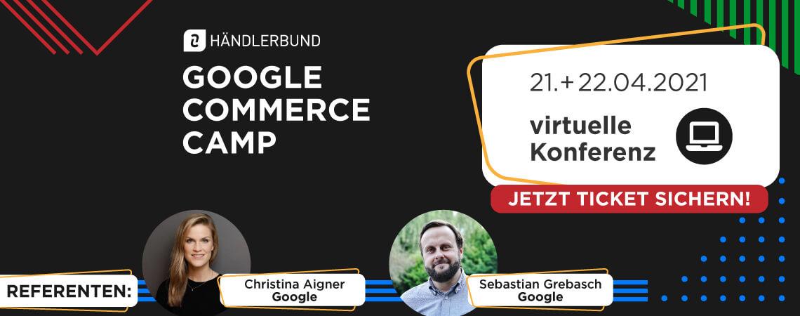 Google Commerce Camp