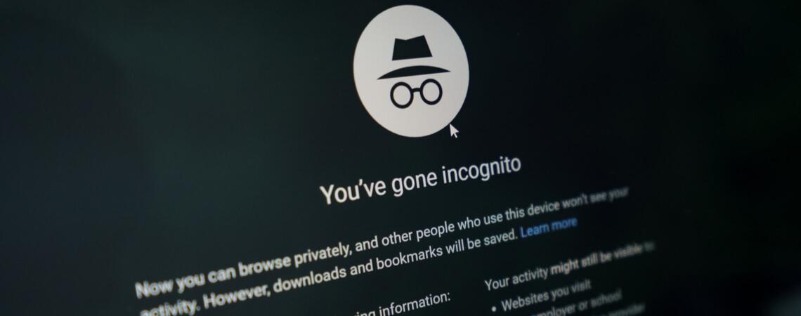 Google Incognito-Modus