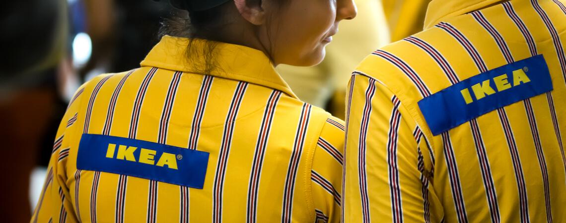 Ikea Mitarbeiter Uniform