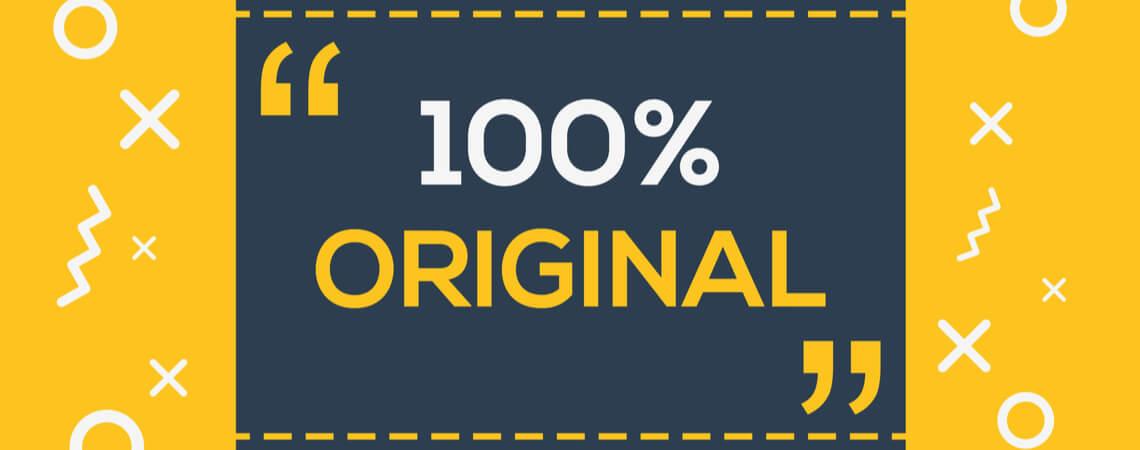 100 Prozenz Original Label
