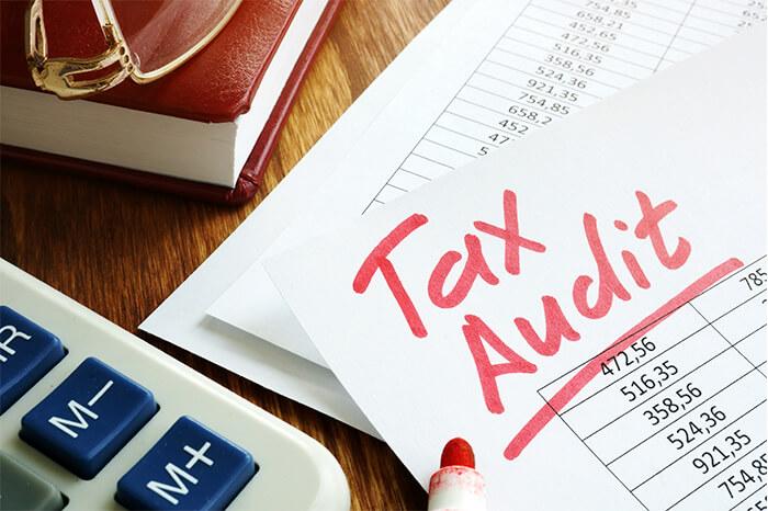 Tax Audit Symbolbild