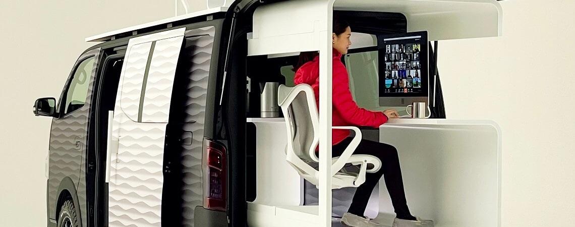 Nissan Homeoffice Van