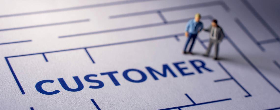 Problem Customer Experience, Irrgarten