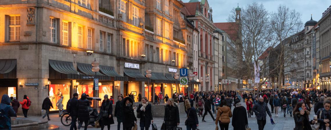 Innenstadt München, Bayern