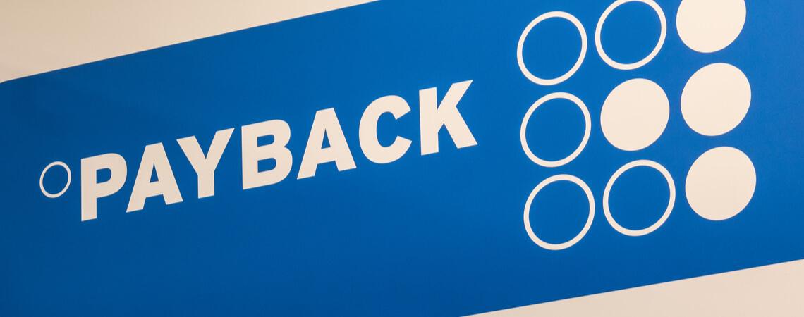 Logo des Treuepunkte-Dienstes Payback