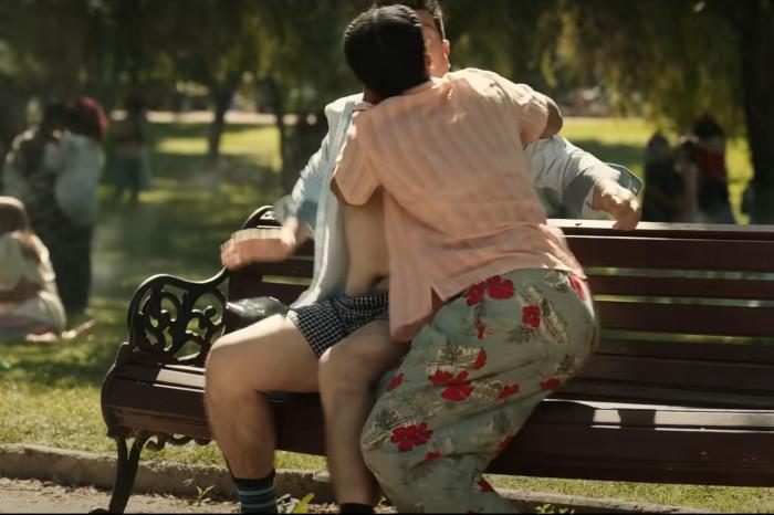 Screenshot aus neuer Wrigleys-Werbung