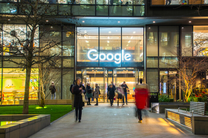 Google-Büro