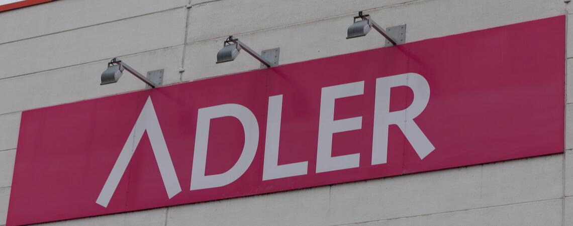 Adler Modemarkt Logo