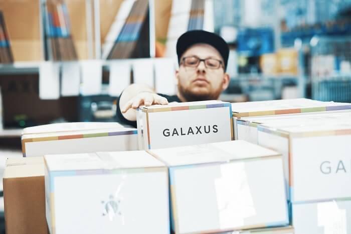 Galaxus Deutschland Logistikzentrum