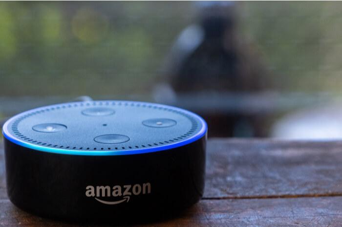 Amazons Echo Dot