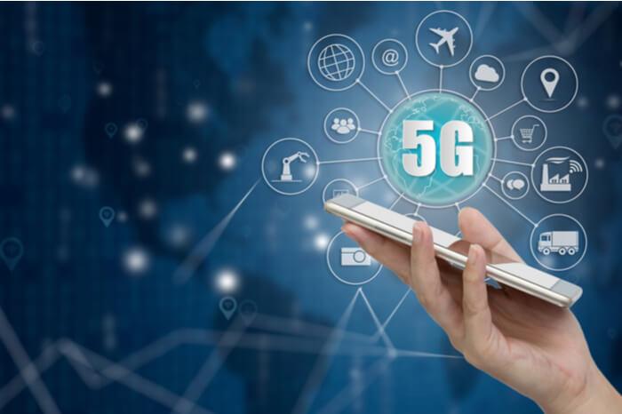 5G-Netz über Handy