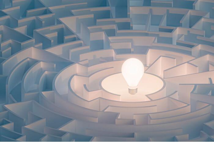 Am Ende des Labyrinths wartet die Erkenntnis