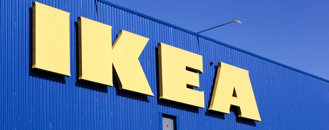 Ikea Filiale in Frankreich