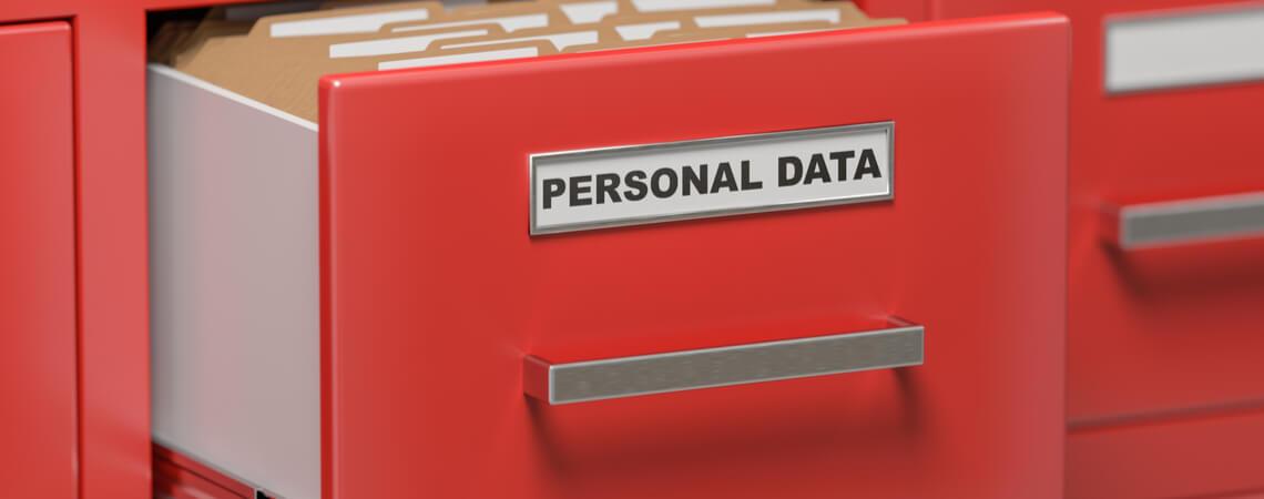 Persönliche Daten