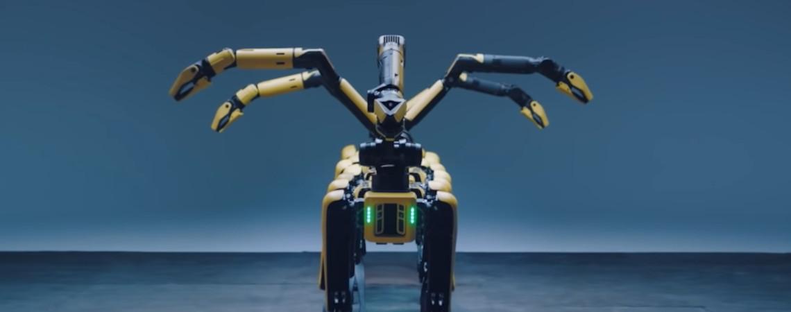 Tanzende Roboter von Boston Dynamics