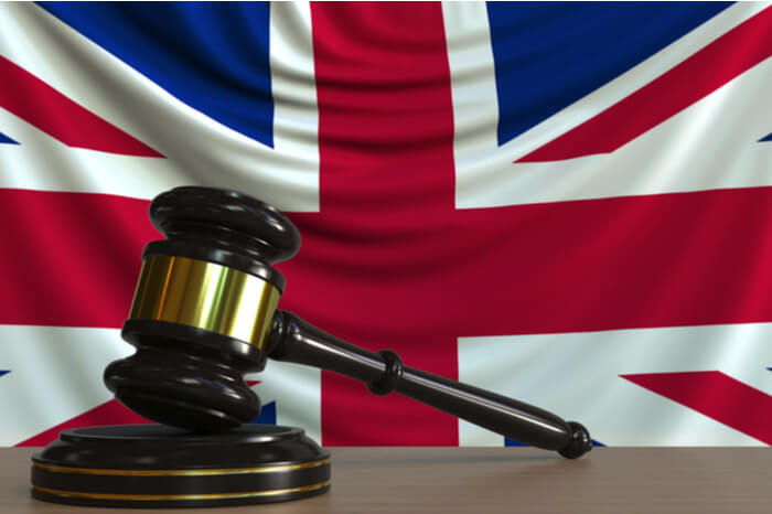 Recht in Großbritannien