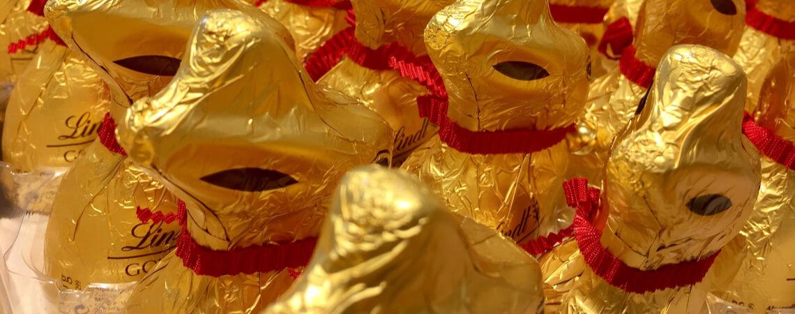 Lindt Goldhasen