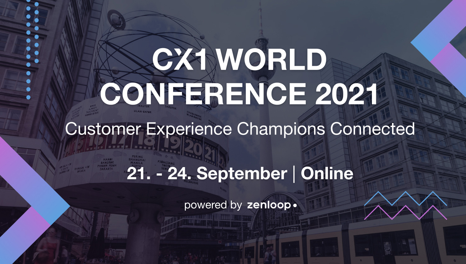 CX1 World Conference 2021