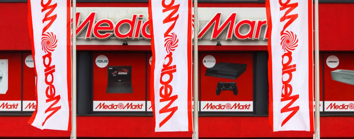 Media-Markt-Filiale
