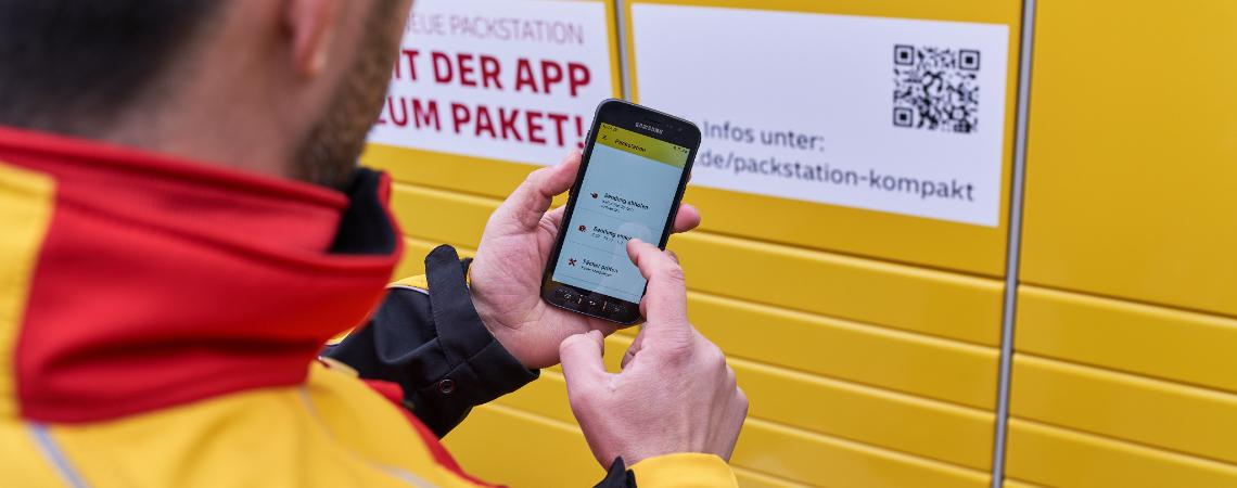 Deutsche Post DHL App